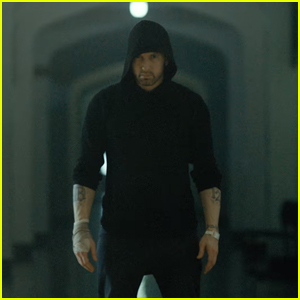 Eminem Escapes An Asylum in 'Framed' Music Video - Watch!
