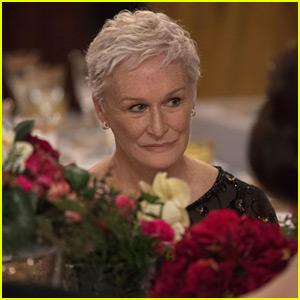Glenn Close Is Already Getting Oscar Buzz For The Wife Watch The