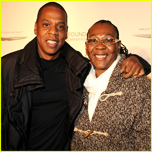 Jay-Z's Mom Gloria Carter Will Accept Award on His Behalf at GLAAD Media Awards!