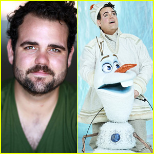 Meet 'Frozen' on Broadway's Olaf, Greg Hildreth, with These 10 Fun Facts! (Exclusive)