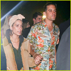 Halsey & G-Eazy Hold Hands Partying at Coachella!