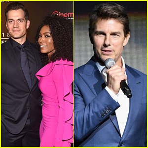 Henry Cavill, Angela Bassett, & Tom Cruise Bring 'Impossible 6' to CinemaCon 2018!