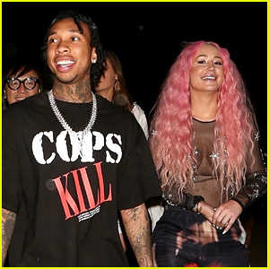 Iggy Azalea & Tyga Spark More Romance Rumors at Coachella!