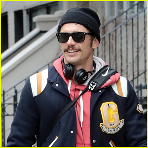 James Franco Steps Out to Run Errands in New York City