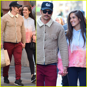 James Franco & Girlfriend Isabel Pakzad Couple Up For NYC Stroll