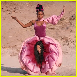 Janelle Monae Releases Music Video for 'Pynk (feat. Grimes)' Featuring Tessa Thompson - Watch Now!