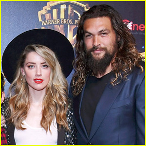 Jason Momoa & Amber Heard Bring 'Aquaman' to CinemaCon 2018!
