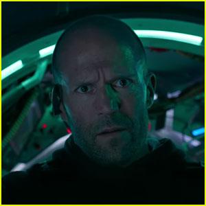 Jason Statham Battles a Giant Shark in 'The Meg' Trailer - Watch Now!