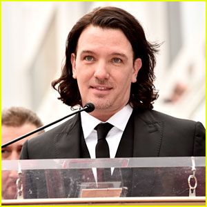 JC Chasez Exclaims 'It's Gonna Be May' at *NSYNC's Walk of Fame Ceremony (Video)