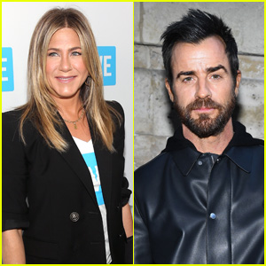 Jennifer Aniston & Justin Theroux Separately Attended Jimmy Kimmel's Son Billy's Birthday Party