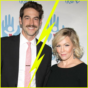 Jennie Garth & Husband Dave Abrams File For Divorce After Taking Time Apart