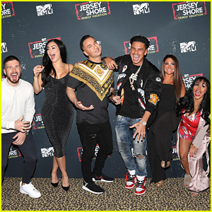 The 'Jersey Shore' Cast Brings 'Family Vacation' to NYC!