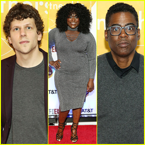 Jesse Eisenberg, Danielle Brooks, Chris Rock & More Support Urban Arts Partnership's Benefit Gala 2018!