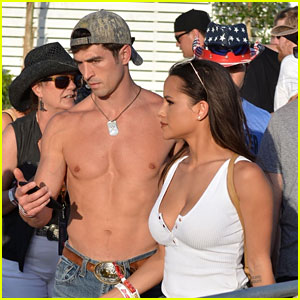 Big Brother's Jessica Graf & Cody Nickson Couple Up at Stagecoach Festival!