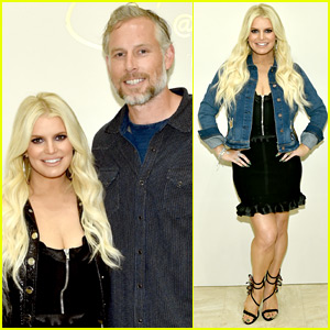 Jessica Simpson Hosts Army Wives & Daughters Styling Event in Nashville!