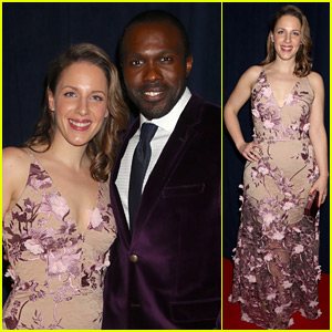 Jessie Mueller & Joshua Henry Celebrate Opening of 'Carousel' Revival on Broadway!