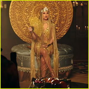 Jennifer Lopez Is A Stunning Goddess in 'El Anillo' Video - Watch Now!