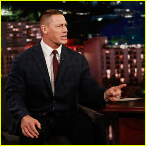 John Cena Has Epic Response To Dwayne Johnson's Trash Talk on 'Jimmy Kimmel Live'!