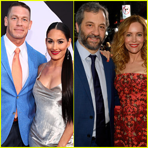 John Cena & Leslie Mann Make it Date Night at 'Blockers' Premiere!
