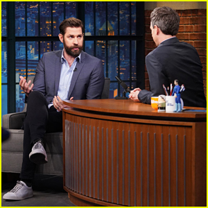 John Krasinski Couldn't Believe Stephen King's Reaction to 'A Quiet Place'