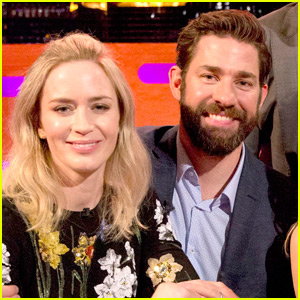 John Krasinski Jokes He Romanced Emily Blunt When He 'Couldn't Get' Anne Hathaway!
