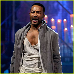 John Legend Sings 'Jesus Christ Superstar' Showstopper 'Gethsemane' - Watch Now!