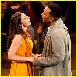Watch John Legend & Sara Bareilles Perform 'What's the Buzz' in 'Jesus Christ Superstar Live'
