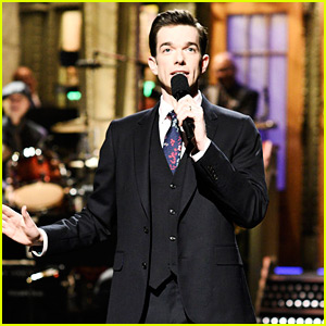 John Mulaney Performs Stand-Up for 'SNL' Opening Monologue