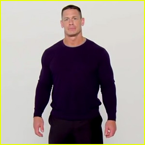 John Cena Brings Attention to a Very Serious Epidemic on 'Kimmel' - Watch Now!