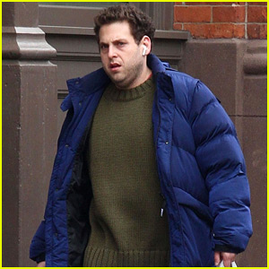 Jonah Hill Spent Easter Sunday with an Unlikely Person