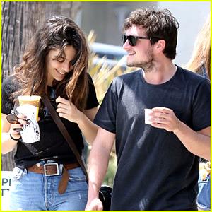 Josh Hutcherson Girlfriend Claudia Traisac Are Still Going Strong
