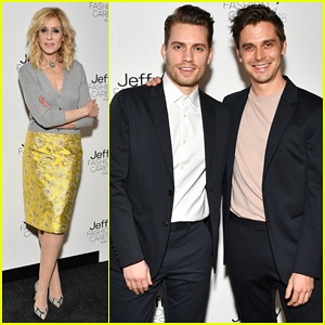 Judith Light, Antoni Porowski & More Support LGBTQ Organizations at Jeffrey Fashion Cares 2018!