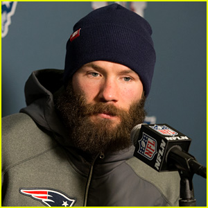 Patriots' Julian Edelman May Have Helped Prevent a School Shooting