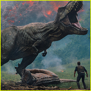 'Jurassic World: Fallen Kingdom' Trailer Promises Lots of Close Dinosaur Encounters - Watch Now!
