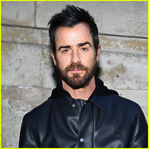 Justin Theroux Hangs Out with 25-Year-Old Model Erika Cardenas