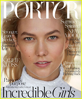 Karlie Kloss: 'I've Built Really Amazing Friendships - Some That Last, Some That Don't'