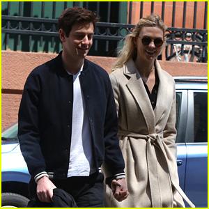 Karlie Kloss & Boyfriend Joshua Kushner Step Out Together in Soho!