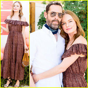 Kate Bosworth & Michael Polish Put Their Love on Display at Coachella!