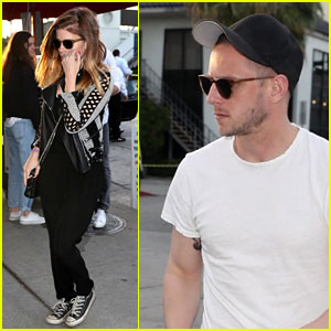 Kate Mara & Husband Jamie Bell Couple Up for Dinner Date