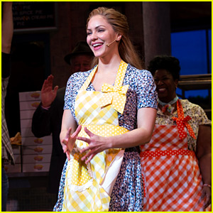 Katharine McPhee Makes Her Broadway Debut in 'Waitress' (Photos)