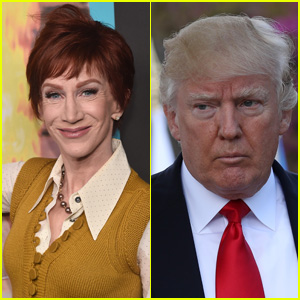 Kathy Griffin Says 'Of Course' Donald Trump Ordered Her Secret Service Investigation