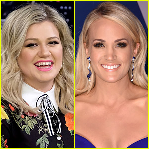 Kelly Clarkson & Carrie Underwood React to Poll Pitting Themselves Against Each Other