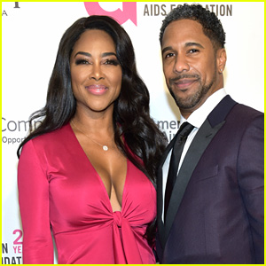 'Real Housewives' Star Kenya Moore Is Pregnant, Expecting First Child With Husband Marc Daly!