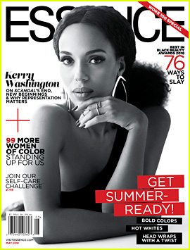 Kerry Washington Reveals What Playing Olivia Pope Taught Her