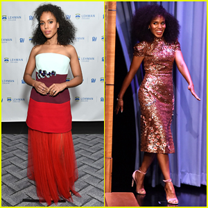 Kerry Washington Says 'Scandal' is 'Going Out Strong'!