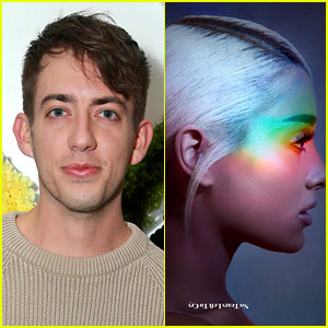 Glee's Kevin McHale Says Ariana Grande's New Song Is 'Gayer Than Me'