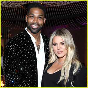 Khloe Kardashian & Tristan Thompson Photographed Together on Date Night (Photos)