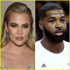 Khloe Kardashian Is 'Being the Bigger Person' & 'Letting Tristan Thompson Bond with Their Baby'