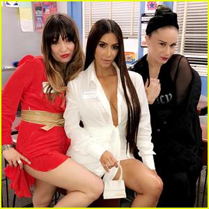 Kim Kardashian Attends Her 20-Year High School Reunion!