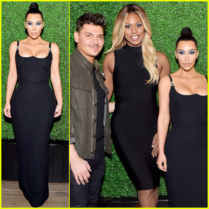 Kim Kardashian & Mario Dedivanovic Celebrate KKW x Mario Collaboration!